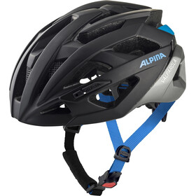Alpina Valparola Casco, black-silver-blue
